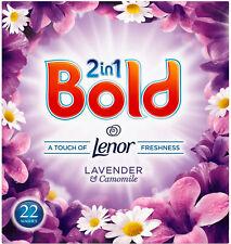 BOLD 2in1 POWDER LAVENDER & CAMOMILE 22 WASHES