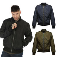 Regatta Fallowfield Men's Lightweight Quilted Bomber Jacket