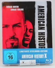 American History X-Steelbook (Exclusive Amazon. de) [Blu-ray] [Limited Edition