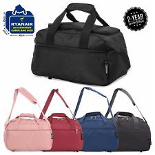 Aerolite 40x20x25 New 2020 Ryanair Maximum Sized Cabin Carry on Holdall Bag Set