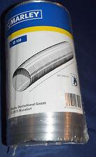 Marley Flexibles Lüftungsrohr Ø100 / 200-1000mm Aluminium Lüftung Rohr (128)