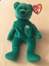 Ty Beanie Baby Erin The Bear 1997 Retired