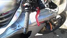 APRILIA RSV MILLE R 1993-2003 SL1000 BRAKE AND CLUTCH LEVERS SET RACE TRACK TS54