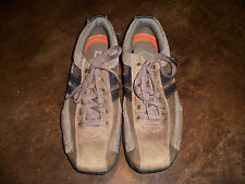 Skechers Mens Casual Leather Lace Up Shoes Size 10 SN62861