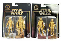Star Wars Commemorative Edition Skywalker Saga Chewbacca Hans Solo Princess Leia