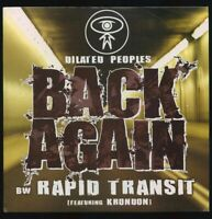 "VINYL LP Dilated Peoples - Back Again / Rapid Transit 12"" EP 1st PRESS ABB nm"