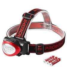 Super Bright Pro Light Pathfinder LED Head Torch lamp Camping Hiking Fishing