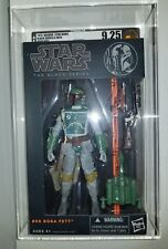Star Wars Black Series Boba Fett 2013 AFA 9.25 Uncirculated, Scarce in Grade
