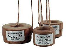 JANTZEN audio Litz wire wax Coil 5,60mh +/-3% 1,00ohm 7x0,5mm = 15awg