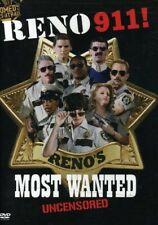 Reno 911: Reno's Most Wanted Uncensored [New DVD]