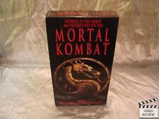 Mortal Kombat (VHS, 1995) Christopher Lambert Linden Ashby Robin Shou