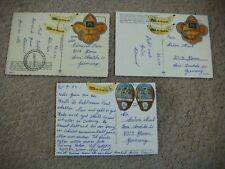 More details for 3 x 1970's postcards with