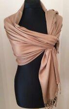 Camel Super Soft Cashmere Wrap/Scarf