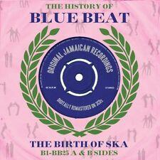 History Of Blue Beat-The Birth Of Ska B1-BB25 A & B Sides 3-CD NEW SEALED