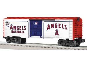 Lionel Trains 6-81931 Angels Baseball MLB Box Car O Gauge