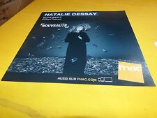 NATALIE DESSAY - SCHUBERT !!!!!! PLV 30 X 30 CM !!!!!!!!!!!!!!!!!!