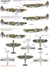 Xtradecal X32025 1:32 Supermarine Spitfire Mk.IXe / Mk.XVIe - 3 Markings Options