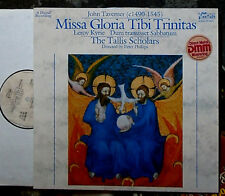 JOHN TAVERNER MISSA GLORIA TIBI TRINITAS THE TALLIS SCHOLARS PETER PHILLIPS LP