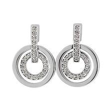 Swarovski Circle Pierced Earrings 5007750