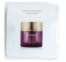 [OHUI] Age Recovery Eye Cream 1ml * 100ea = 100ml (NEW) Whoo Ampoule Cream O HUI