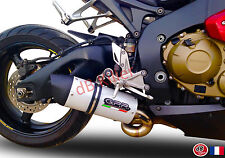 SILENCIEUX GPR FURORE ALU HONDA CBR 1000 RR 2008/13