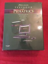 New In Box Nelson Textbook Of Pediatrics, E-DITION, 18th Edition