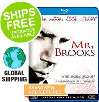 Mr. Brooks (Blu-ray , 2007) NEW, Kevin Costner, Demi Moore, Dane Cook, Hurt