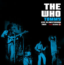 The Who Tommy - Live In Amsterdam 1969 LP Available now