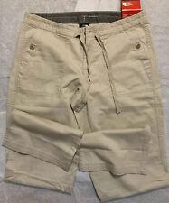 The North Face Womens Sandy Shores Pants Peyote Beige Lifestyle 10 Reg