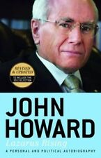 Lazarus Rising by John Howard (Paperback, 2013)
