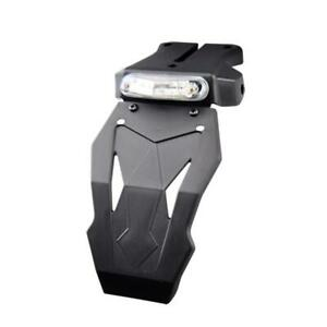 Flap Rear Tun' R With Tail Light With Rear Transparent LED 12V Motorcycle