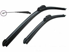 "for Vauxhall Antara 06 ON 24""16"" Dynamic Aero Flat Windscreen U-hook WiperBlades"