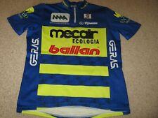 Mecair Ballan Rossin Biemme Italian cycling jersey [XXL]
