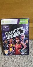 DANCE CENTRAL 3 MICROSOFT XBOX 360 KINECT  BRAND NEW & SEALED