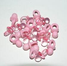 Acrylic Dummy/ Dummies- Baby Showers, Christing & Naming Day ~  Light Pink Mixed
