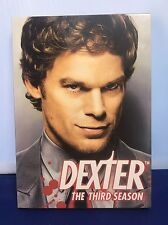 Dexter Season 3 (Import Region 1) Dvd
