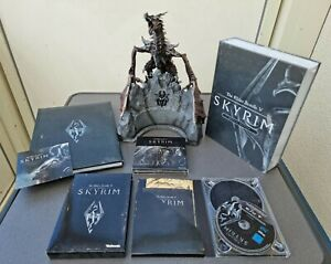 The Edler Scrolls V: Skyrim - Collector's Edition - Sony Playstation 3 / PS3