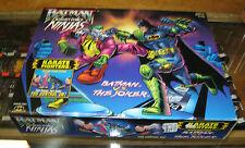 1998 - Batman Knight Force Ninjas Batman vs. Joker Karate Fighters SEALED - RARE
