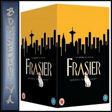 FRASIER -  COMPLETE SERIES 1 2 3 4 5 6 7 8 9 10 & 11 ***BRAND NEW DVD BOXSET**