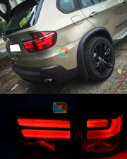 FARI POSTERIORI LIGHTBAR LED BMW X5 E70 2006-2010 FANALI DESIGN RESTYLING LCI