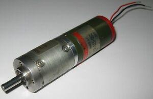 Maxon Gearhead Electric DC Motor 2236.941 - 300 RPM @ 24 V - 18.75 : 1 Reduction