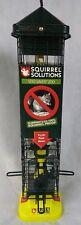 Squirrel Solutions 200 Squirrel Proof Wild Bird Feeder 6 Port