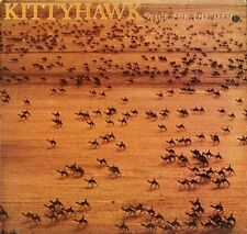 KITTYHAWK race for the oasis ST-17053 usa emi america 1981 LP PS EX/EX punchhole