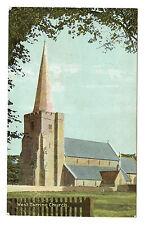 West Tarring Church - Photo Postcard 1908 / Worthing