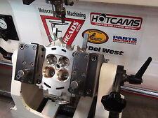 TRX450R Cylinder Head Extreme Race Service BeCu Seats DLC Valves