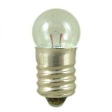 3.5 Volt  200 Ma Filament  Miniature Lamp Bulb  E10 Pack Of 2 Lamps