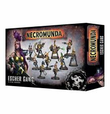 Necromunda Esher Gang Kriegerinen Haus Esher Ganger Games Workshop Underhive