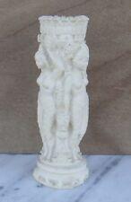 Sculpture bas-reliefs signée - Albâtre - Moyen Orient - Début XXème siècle
