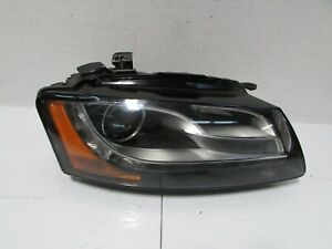2009-2012 AUDI A5 S5 FACTORY OEM RIGHT XENON HID HEADLIGHT SELF ADJUSTING R1