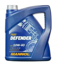 5L Mannol 10w40 Semi Synthetic Motor Engine Oil 5L DEFENDER GERMAN BRAND